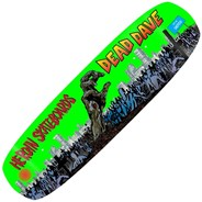 Dead Dave Double Shovel 9inch Skateboard Deck