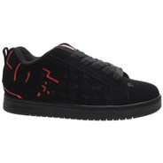 Bobs Court Graffik Black/Red Shoe