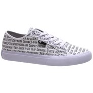 Bobs Manual White/Multi Shoe
