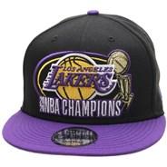 LA Lakers NBA Champs 2020 9FIFTY Snapback