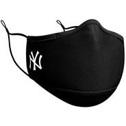 MLB Black Face Mask - NY Yankees