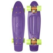 Complete 22inch OG Plastic Skateboard - Fender