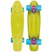 Complete Nickel 27inch Plastic Skateboard - Costa