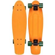 Complete Nickel 27inch Plastic Skateboard - Regulas