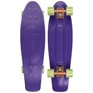 Complete Nickel 27inch Plastic Skateboard - Fender