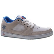Accel Slim White/Blue/Red Shoe