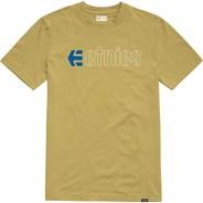 Ecorp S/S T-Shirt - Mustard