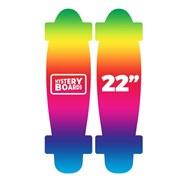 Complete 22inch OG Plastic Skateboard - Mystery