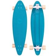 Complete 36inch Plastic Longboard - Ocean Mist