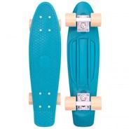 Complete 22inch OG Plastic Skateboard - Ocean Mist