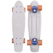 Complete 22inch OG Plastic Skateboard - Stone Forest