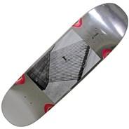 Ali Boulala 25 Stair Silver Foil 8.75inch Skateboard Deck