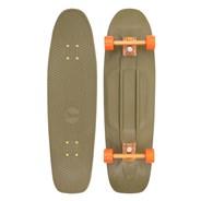 Complete 32inch Plastic Cruiser Skateboard - Burnt Olive