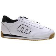 Lo-Cut II LS White/Black/Gum Shoe
