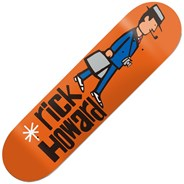 Rick Howard Pictograph 8.25inch Skateboard Deck