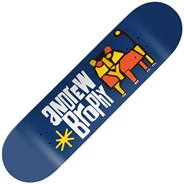 Andrew Brophy Pictograph 8inch Skateboard Deck