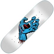 Screaming Hand 8.25inch Skateboard Deck -  Multi