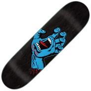 Screaming Hand 8.6inch Skateboard Deck -  Multi