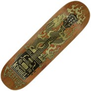 Kimbel Gas Can Flame 9inch Pro Deck - Brown