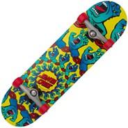 Mandala Hand 8.25inch Complete Skateboard - Multi