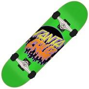 Rad Dot Micro 7.5inch Complete Skateboard - Green