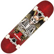 Stage 1 TH Icon 8inch Complete Skateboard - Red