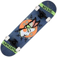 Stage 3 Armanto Butterfly 8inch Complete Skateboard - Blue