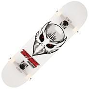 Stage 1 Birdman Head 7.5 Complete Skateboard - White