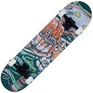 Stage 3 Armanto Favourites 7.75inch Complete Skateboard - Green
