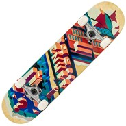 Isotown 7.75inch Complete Skateboard - Natural