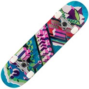 Isotown 7.75inch Complete Skateboard - Blue
