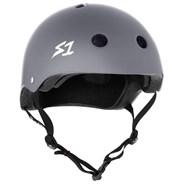 Mega Lifer Helmet - Dark Grey Matt