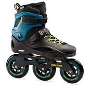 2020 RB 110 3WD Inline Skate Black/Petrol Blue