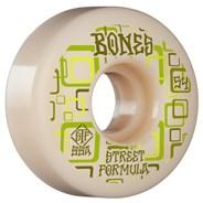 STF Retros V3 Slims 99A 54mm White Skateboard Wheels
