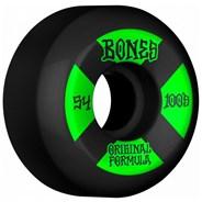100's #14 V5 Sidecut 54mm Black Wheels