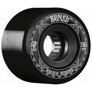 Rough Riders Runners ATF 56mm Black Skateboard Wheels