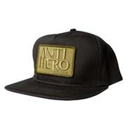 Reserve Patch Snapback Cap - Black/Olive