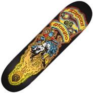 Peralta Giorgio Zattoni Crusader 8inch Skateboard Deck