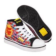 Veloz Chupa Chups White/Black/Multi Kids Heely Shoe