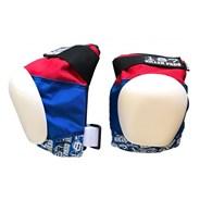Pro Knee Killer Pads - Red/White/Blue