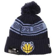 NBA 2021 Draft Knit Beanie - Memphis Grizzlies