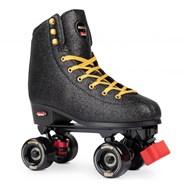 BUMP Rollerdisco Black Quad Roller Skates