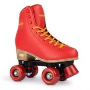 Classic 78 Red Quad Roller Skates