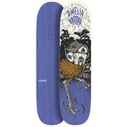 Amelia Brodka Baba Yaga 8 x 31.75Inch Skateboard Deck - Purple