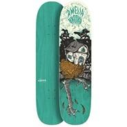 Amelia Brodka Baba Yaga 8.25 x 32Inch Skateboard Deck - Green