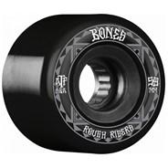 Rough Riders Runners ATF 59mm Black Skateboard Wheels