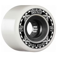 Rough Riders Runners ATF 56mm White Skateboard Wheels