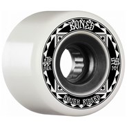 Rough Riders Runners ATF 59mm White Skateboard Wheels