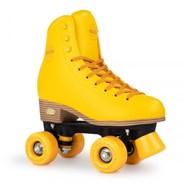 Classic 78 Yellow Quad Roller Skates