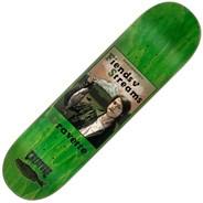 Gravette Fiends and Streams 8.3inch Pro Deck - Green
